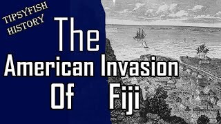 American invasion of Fiji island