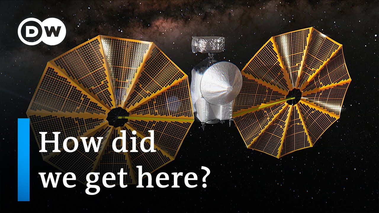 NASA launches 'Lucy' space probe to find origins of solar system | DW News