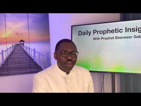 Prophetic Insight Apr 18th, 2021
