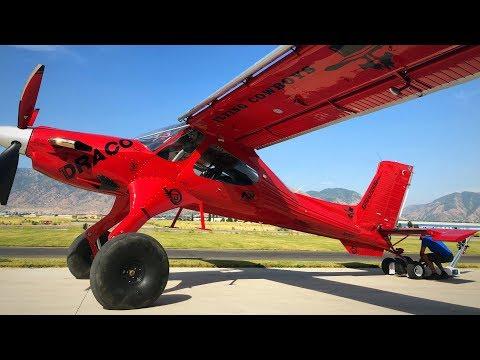 DRACO - The Most Badass Monster Bush Plane EVER! - UC4SXMZsFPZMFN5-3UuF-k6w