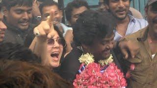 Ismart Shankar Movie Success Celebrations Exclusive Visuals | Puri Jagannadh Mass | Manastars
