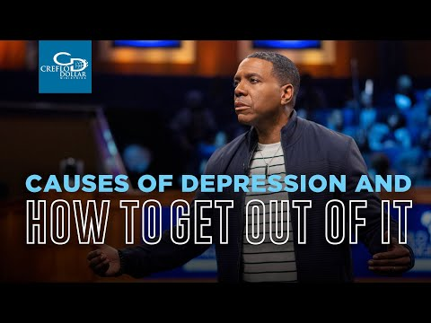 Causes of Depression and how to Get Out of It