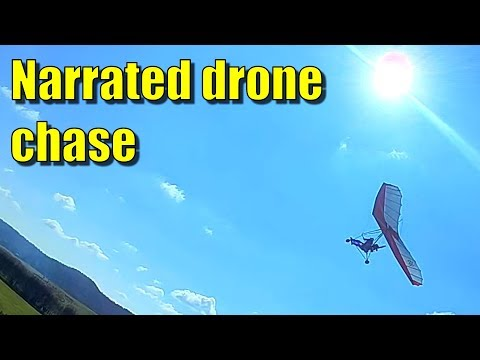 Drone chase video - managing the risks - UCQ2sg7vS7JkxKwtZuFZzn-g