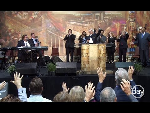 The Anointing Makes the Difference - A special sermon from Benny Hinn