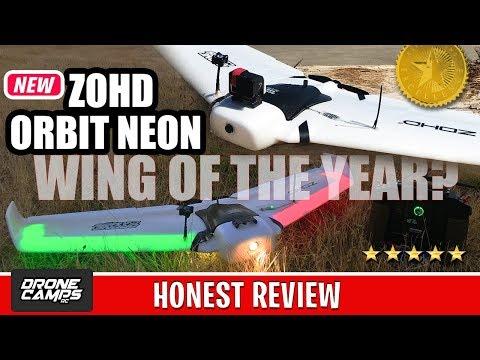FPV WING OF THE YEAR? - ZOHD ORBIT NEON - REVIEW & FLIGHTS - UCwojJxGQ0SNeVV09mKlnonA
