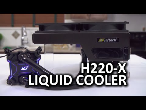 Swiftech H220-X All-in-one Liquid Cooler - UCXuqSBlHAE6Xw-yeJA0Tunw