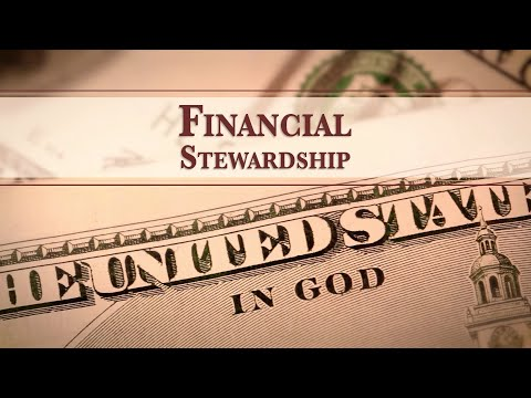 Financial Stewardship Teaching Package