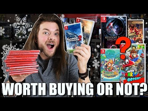 Nintendo Switch Games Holiday Buying Guide & What To AVOID! - UCuJyaxv7V-HK4_qQzNK_BXQ