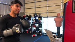 Mikey Garcia love the kind of McGregor documentary