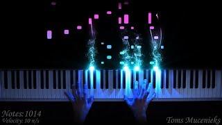 Alan Walker, Sabrina Carpenter & Farruko - On My Way (Piano Cover)