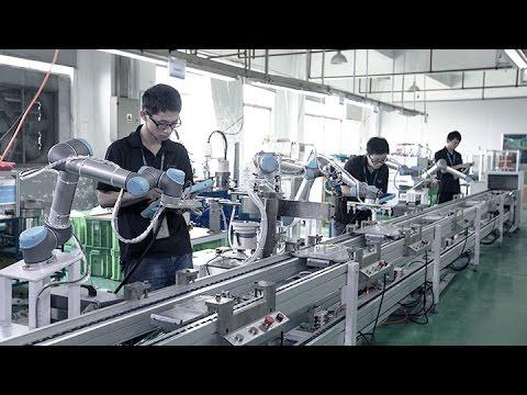 Cobots enables Xiamen Runner Industrial Corporation to achieve flexible manufacturing - default