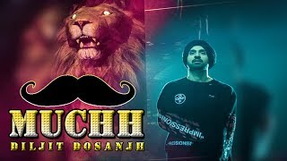 Muchh | Diljit Dosanjh | New Punjabi Bhangra Song | Dainik Savera