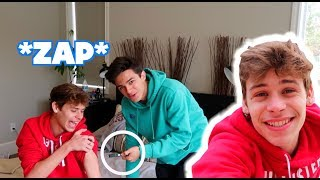 PRANKING MY FRIENDS FOR AN ENTIRE WEEK!!!