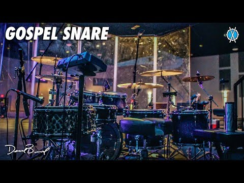 Gospel Snare // Drum Vlog