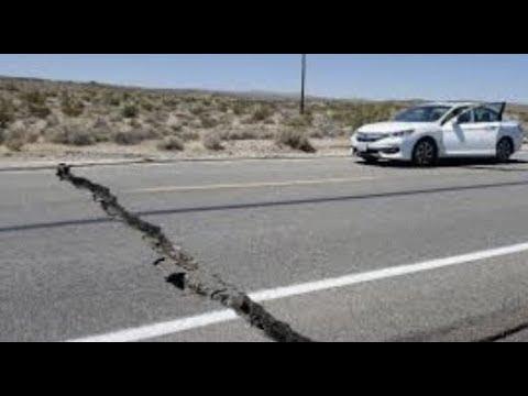 Breaking Massive Mega 6.6 Quake Hits California