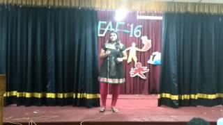 Dhunki.. By Gayatri R. Kachh at Marine Fest Leaf-1 - gayatri19 , Carnatic