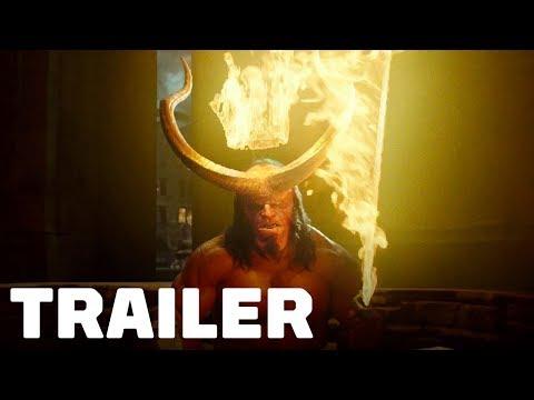 Hellboy - Official Trailer #1 (2019) David Harbour, Milla Jovovich - UCKy1dAqELo0zrOtPkf0eTMw