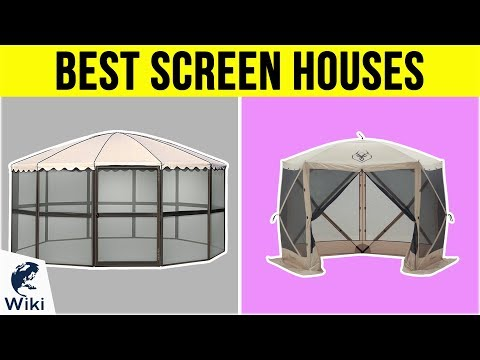 10 Best Screen Houses 2019 - UCXAHpX2xDhmjqtA-ANgsGmw