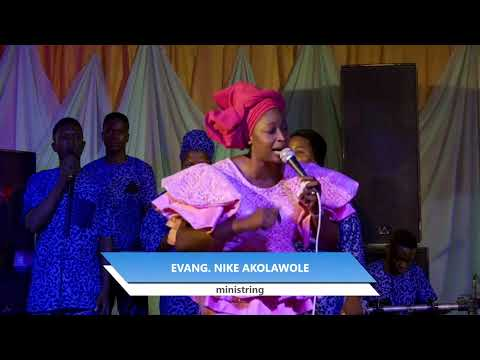 EVANG.MRS TITILOPE AREMU OLUDARE (RIGHT HAND OF GOD GOSPEL BAND )   13TH DECEMBER, 2020.