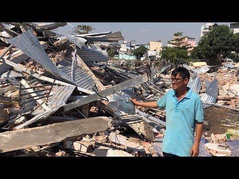 Cướp xong đất 'vàng', CSVN chụp mũ dân Lộc Hưng 'phản động'