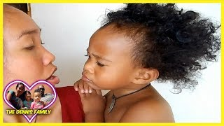 CONVERSATION OF 18 MONTHS OLD BABY GIRL AND HER MOM