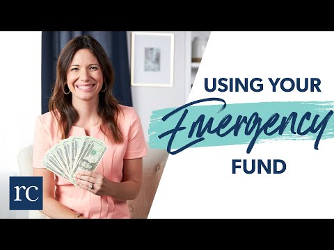 A Guide to Using Your Emergency Fund The Right Way
