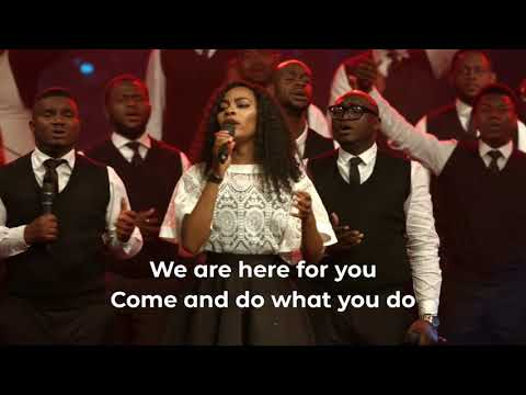 This is a move by Tasha Cobbs  The Elevation Priests of Praise