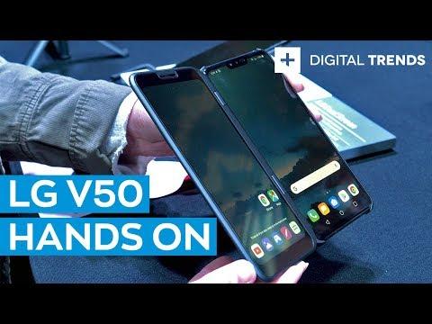 Hands On: LG V50 ThinQ 5G - UC8wXC0ZCfGt3HaVLy_fdTQw