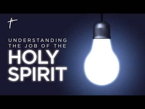 Understanding The Job Of The Holy Spirit (sermon only)  Pst Bolaji Idowu