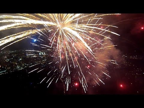 GoPro: Fireworks From A Drone - UCqhnX4jA0A5paNd1v-zEysw