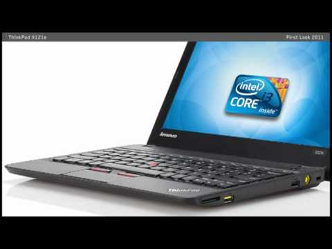 First Look: Lenovo ThinkPad X121e laptop - UCpvg0uZH-oxmCagOWJo9p9g