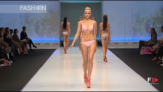 PROMISE - BODY & BEACH CPM Spring Summer 2014 Moscow - Fashion Channel