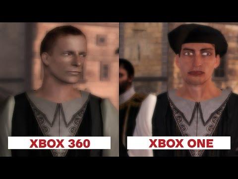 Assassin's Creed 2 Graphics Comparison: Xbox 360 vs. Xbox One - UCKy1dAqELo0zrOtPkf0eTMw