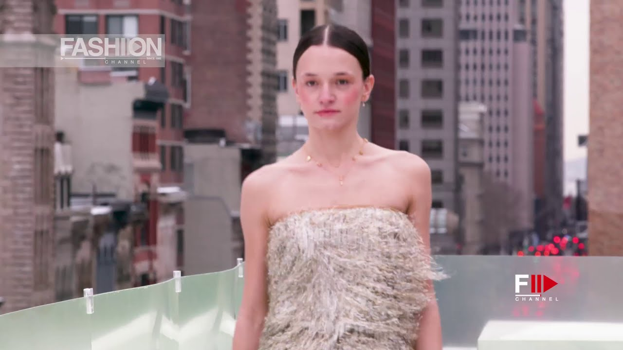 AMARI MONEE Fall 2021 New York – Fashion Channel