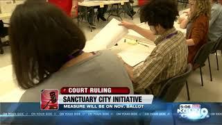 Lawsuit to block Tucson sanctuary city ballot initiative fails