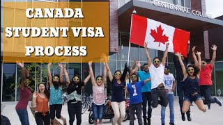 How to apply in Canada Colleges/Universities| Study Permit Process தமிழில்