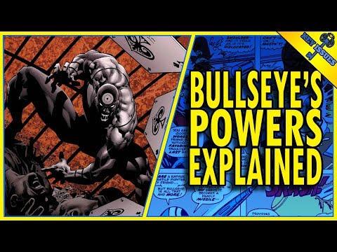 Bullseye's Powers Explained - UCfAIBw94wY9wA9aVfli1EzQ