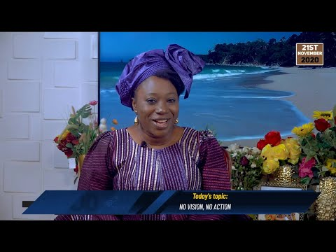 Dr Becky Paul-Enenche - SEEDS OF DESTINY - SATURDAY NOVEMBER 21, 2020