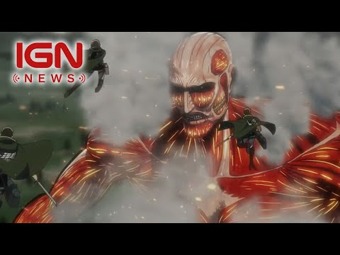 IT Director To Helm Attack On Titan Live-Action Film - IGN News - UCKy1dAqELo0zrOtPkf0eTMw