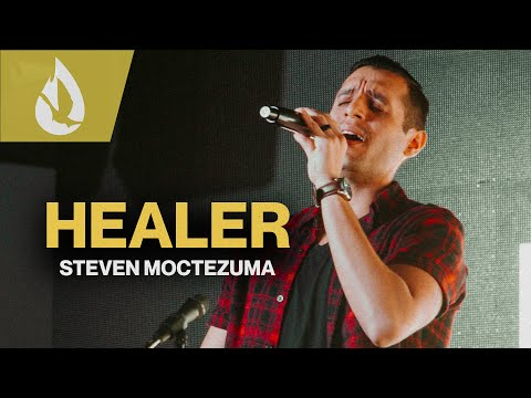Healer (by Kari Jobe) with Lyrics  Acoustic Worship Cover by Steven Moctezuma