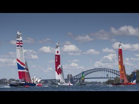 SailGP Preview | Sydney, Australia