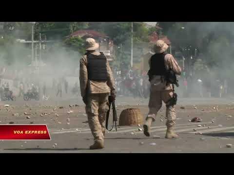 Tổng thống Haiti lên tiếng trước áp lực từ chức (VOA)