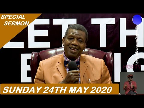 PASTOR E.A ADEBOYE SERMON - OVERCOMING MOUNTAINS