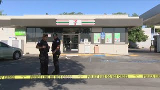 'Brazen' armed robbery at a 7-Eleven, say police