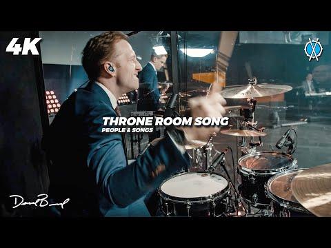 Throne Room Song Drum Cover // People & Songs // Daniel Bernard