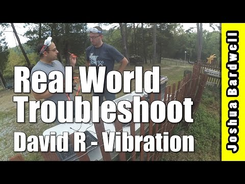 Troubleshoot Your Quadcopter Vibration Problems | REAL WORLD TROUBLESHOOTING David R. - UCX3eufnI7A2I7IkKHZn8KSQ