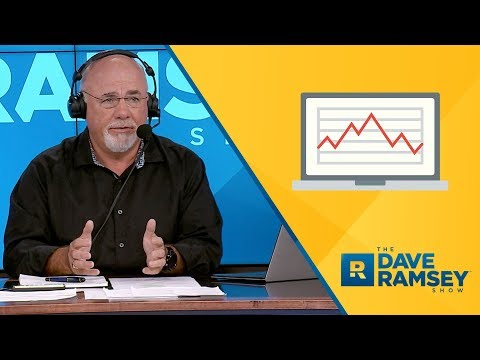 Are We Headed For A Recession?! - Dave Ramsey Rant