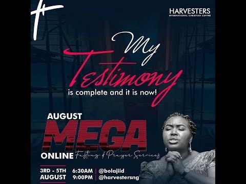 Mega online Prayer and Fasting Day 3