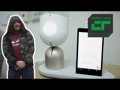 ElliQ Robot Raises $22 Million | Crunch Report - UCCjyq_K1Xwfg8Lndy7lKMpA