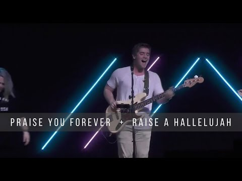 Praise You Forever + Raise A Hallelujah - Aaron Roberts & Jeff Whatley
